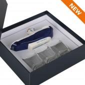 Model - Delft Blue ASD TUG 2810  including shot glasses - Naval